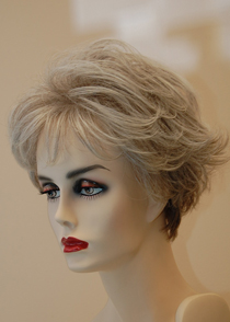 short heat defiant wig