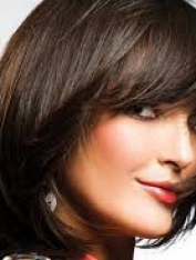 dark hair 1 for wall